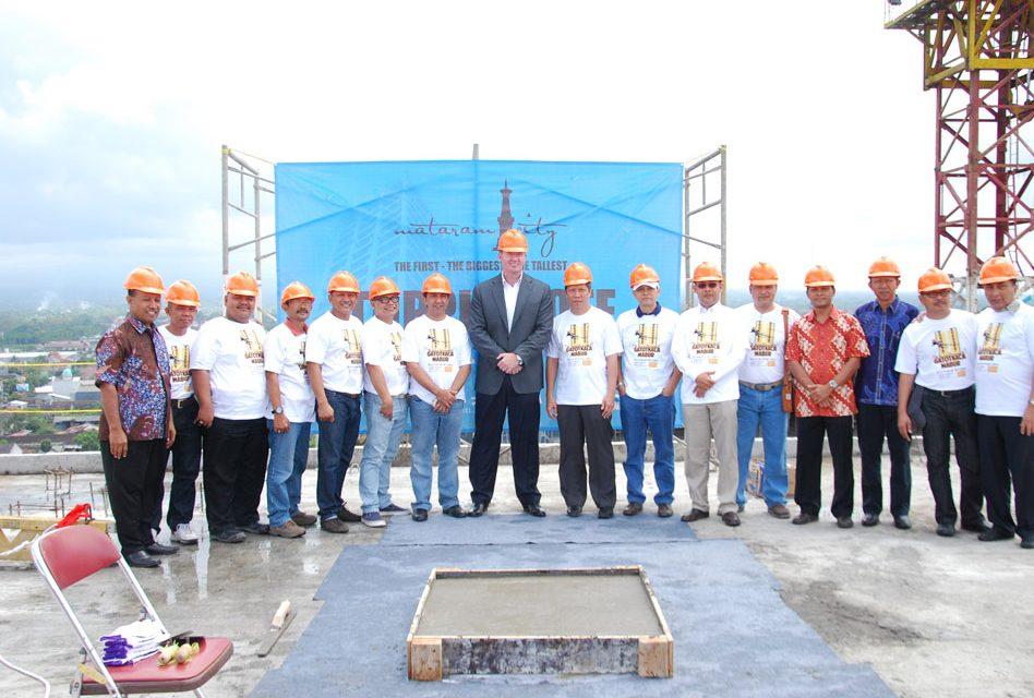Topping Off Mataram City – Yogyakarta