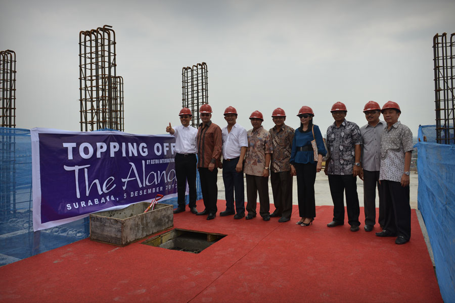 Topping Off The Alana Surabaya