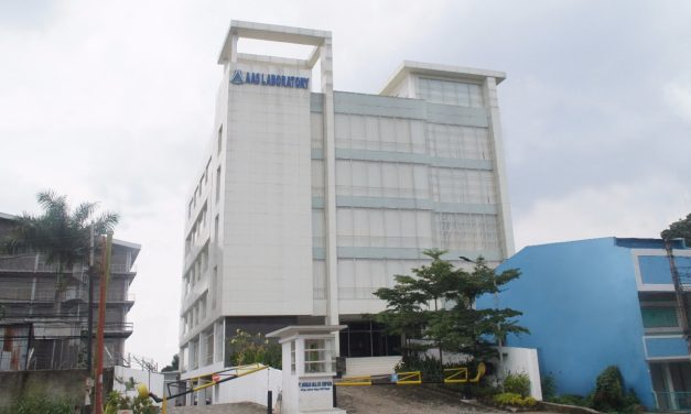Layanan Industrial Hygiene AAS Laboratory