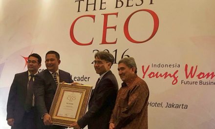 Hari Hardono, Indonesia Best CEO 2016