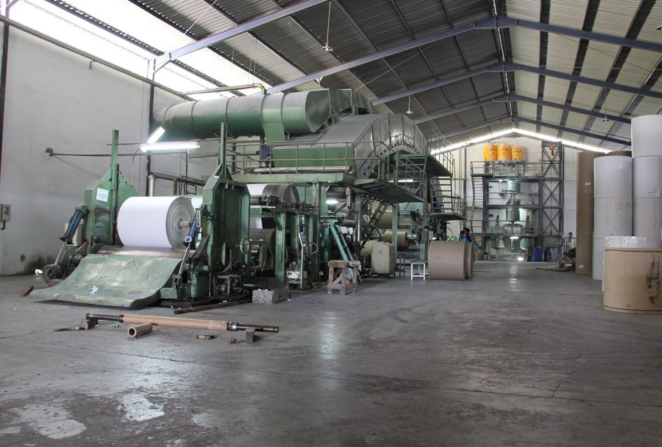 Memulai Usaha di Industri Kertas