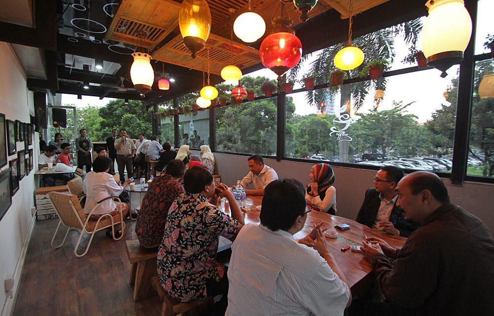 Launching El Klasiko Coffee Shop – AMG Tower