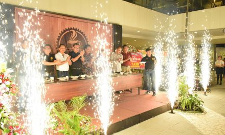 Launching El Klasiko di Mataram City