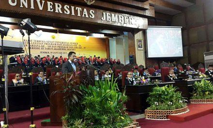 Pembekalan Wisudawan Universitas Jember