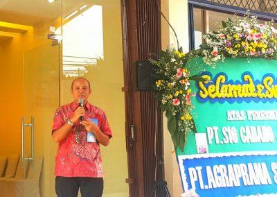 Peresmian SIG Laboratory Cabang Jakarta 02