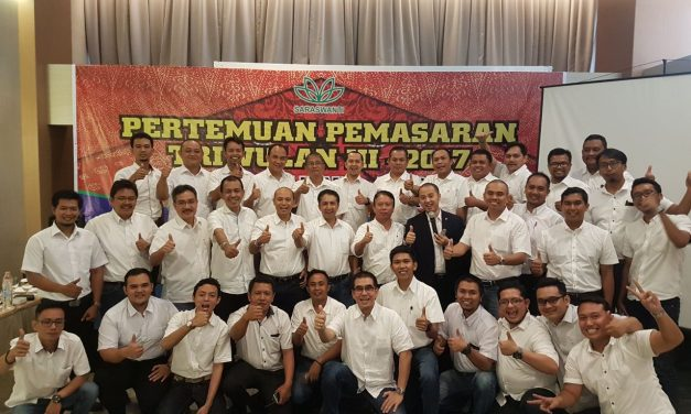 Pertemuan Pemasaran Triwulan III – 2017