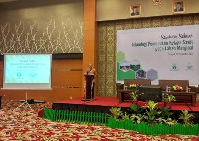 saraswanti seminar sehari teknologi pemupukan kelapa sawit 091