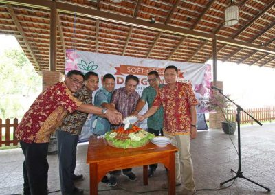 saraswanti group - soft launching ladang anggrek_019