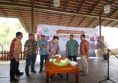 saraswanti group - soft launching ladang anggrek_020