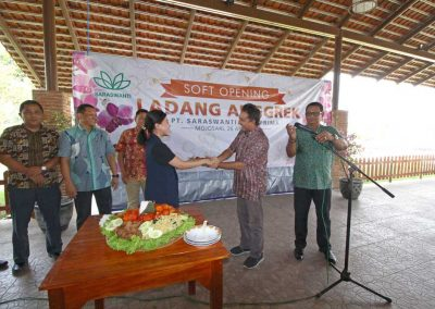 saraswanti group - soft launching ladang anggrek_021