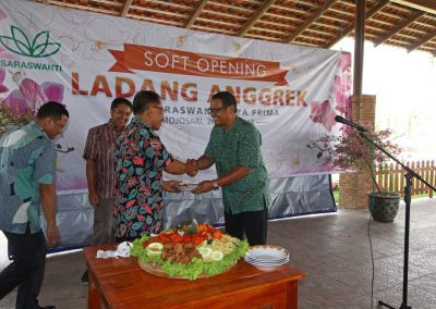 saraswanti group - soft launching ladang anggrek_025