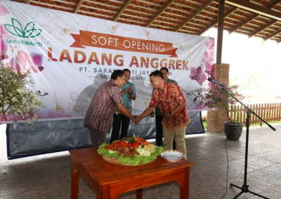 saraswanti group - soft launching ladang anggrek_026
