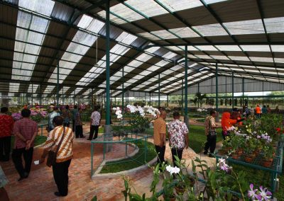 saraswanti group - soft launching ladang anggrek_031