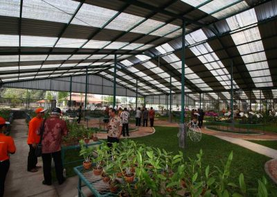 saraswanti group - soft launching ladang anggrek_032