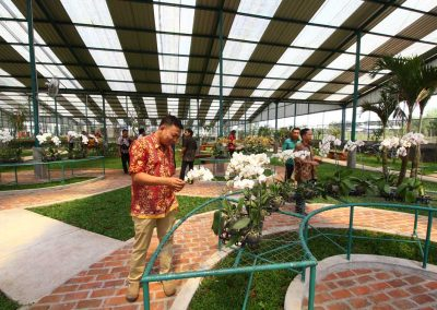 saraswanti group - soft launching ladang anggrek_035