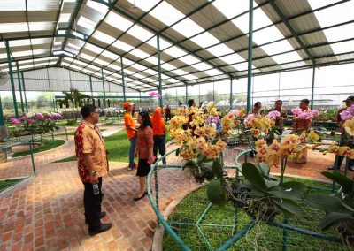 saraswanti group - soft launching ladang anggrek_042
