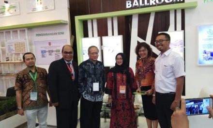 Saraswanti Group Ramaikan IOPC 2018