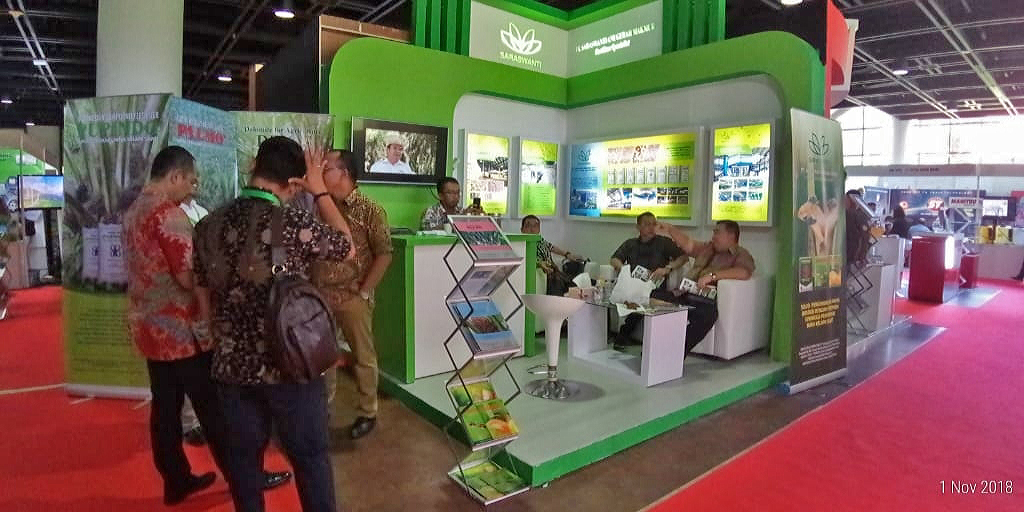 Saraswanti Group Ikuti 14th IPOC 2019