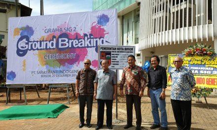 Saraswanti Kembangkan SIG Laboratory Bogor