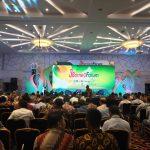 Saraswanti Ramaikan 3rd Borneo Forum 2019