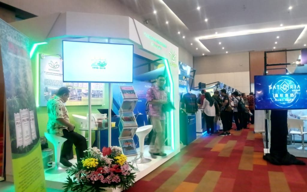 PT. SAM Ikuti Capital Market Summit & Expo 2019