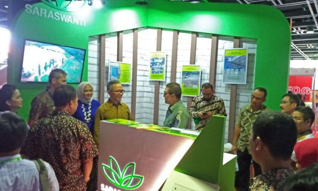 Saraswanti Group Ikuti 15th Indonesian Palm Oil Conference