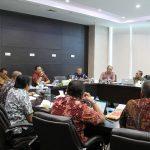 Rapat Triwulan III PT. Saraswanti Utama