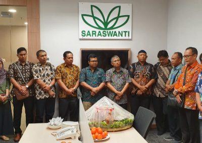 Peresmian Kantor SAM Jakarta - Centennial Tower 02