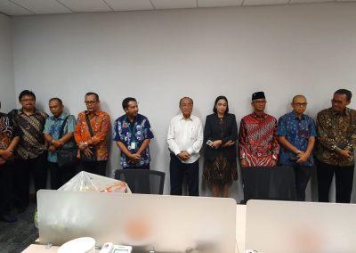 Peresmian Kantor SAM Jakarta - Centennial Tower 03
