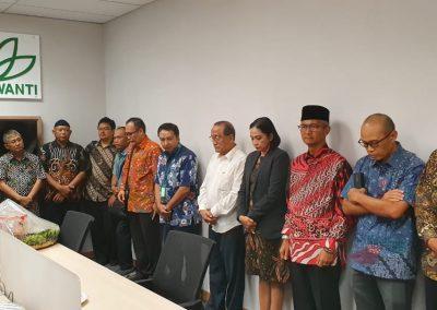 Peresmian Kantor SAM Jakarta - Centennial Tower 04