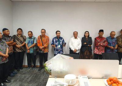 Peresmian Kantor SAM Jakarta - Centennial Tower 05