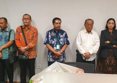 Peresmian Kantor SAM Jakarta - Centennial Tower 06