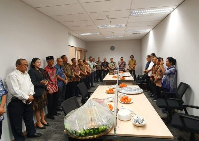 Peresmian Kantor SAM Jakarta - Centennial Tower 07