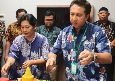 Peresmian Kantor SAM Jakarta - Centennial Tower 09a