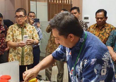 Peresmian Kantor SAM Jakarta - Centennial Tower 09b