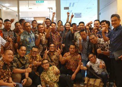 Peresmian Kantor SAM Jakarta - Centennial Tower 12