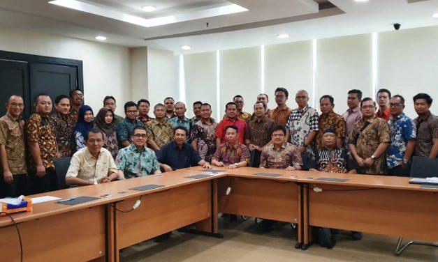 Rapat Evaluasi Kinerja Akhir Tahun 2019 Divisi Pupuk