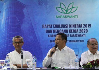 Saraswanti Group - Rapat Evaluasi Kinerja 2019 & Rencana Kerja 2020_01