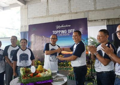 saraswanti_topping offf yudhistira tower - mataram city 02