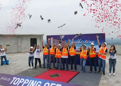 saraswanti_topping offf yudhistira tower - mataram city 06