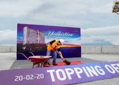 saraswanti_topping offf yudhistira tower - mataram city 07