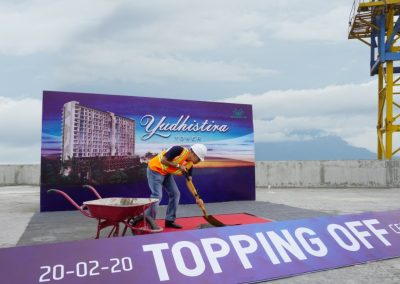 saraswanti_topping offf yudhistira tower - mataram city 09