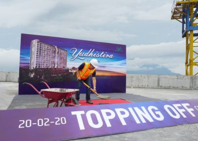 saraswanti_topping offf yudhistira tower - mataram city 10
