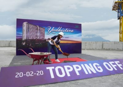 saraswanti_topping offf yudhistira tower - mataram city 11