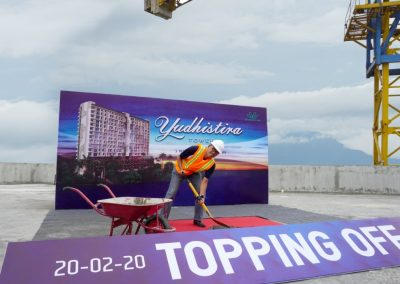 saraswanti_topping offf yudhistira tower - mataram city 12