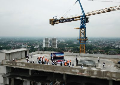 saraswanti_topping offf yudhistira tower - mataram city 15