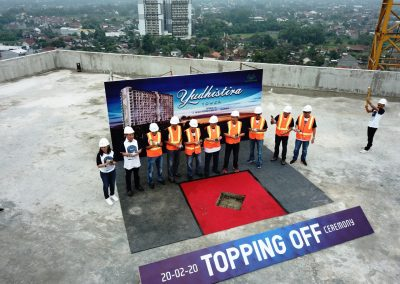 saraswanti_topping offf yudhistira tower - mataram city 16