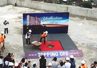 saraswanti_topping offf yudhistira tower - mataram city 17