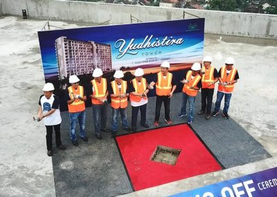saraswanti_topping offf yudhistira tower - mataram city 18
