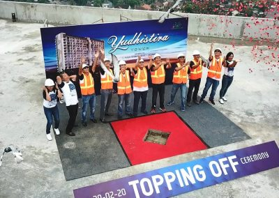 saraswanti_topping offf yudhistira tower - mataram city 21